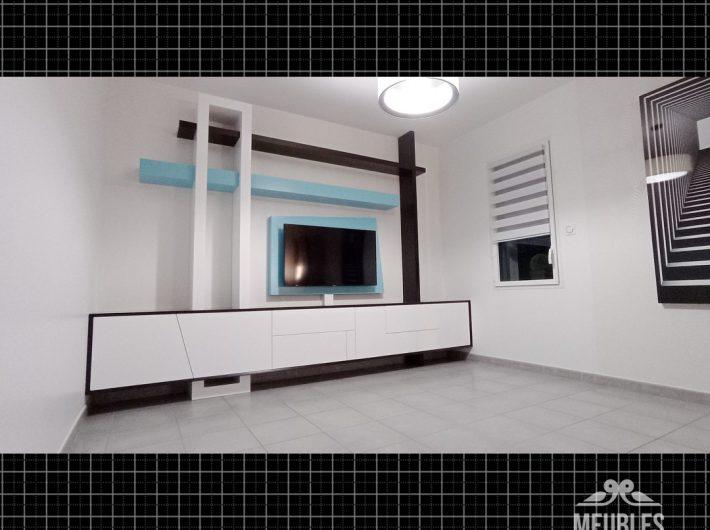 Compo Murale Meuble TV