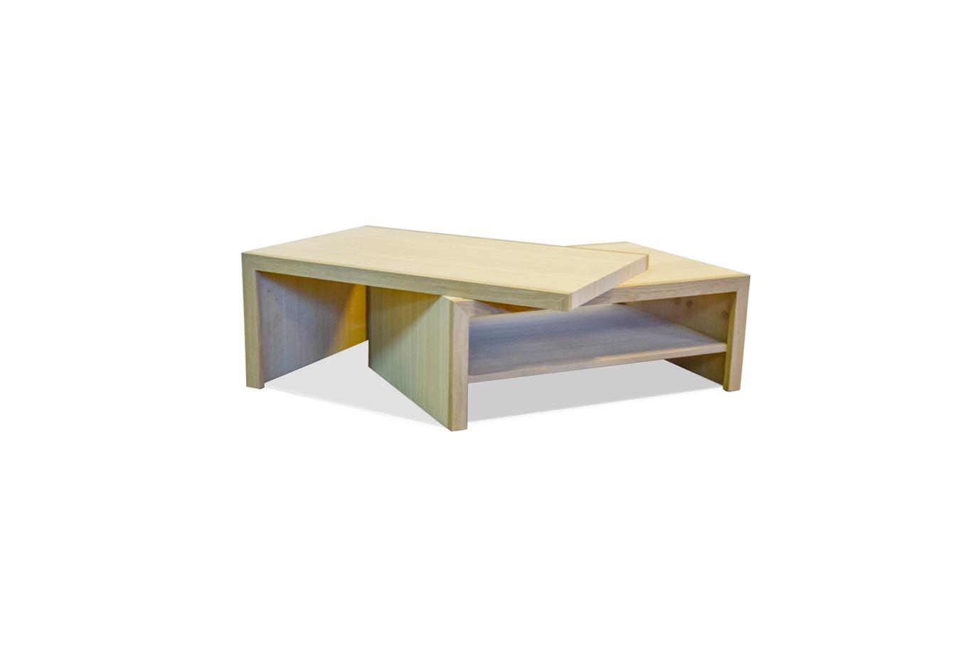 table de salon extensible Meubles LOIZEAu