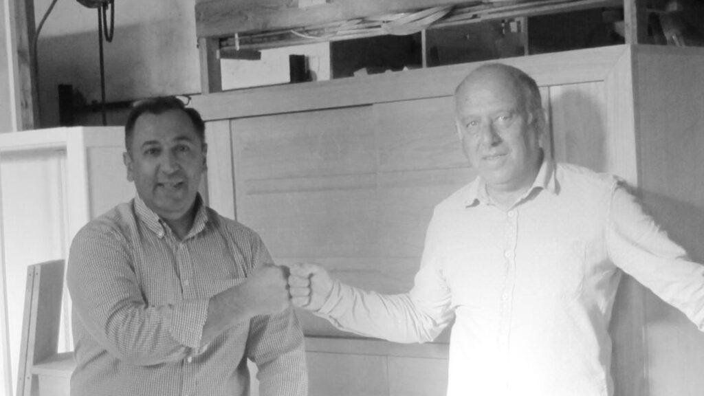 Luc FERRAND et yannick LOIZEAU