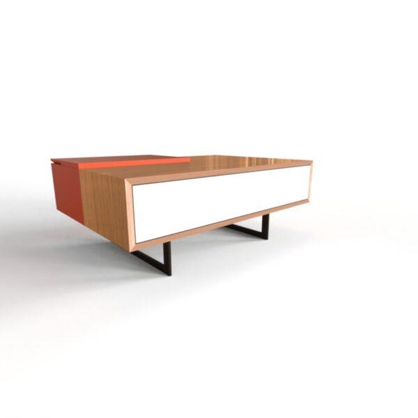 table de salon LIGNE CLAIRE