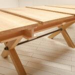 Meubles LOIZEAU table atelier 100% chêne massif