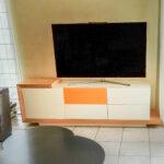 Meuble TV Mer d'Iroise fabriqué par Meubles LOIZEAU