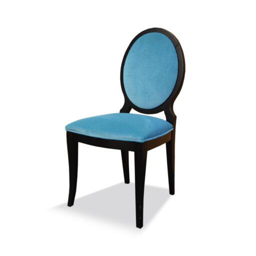 chaise médaillon Rosalie Meubles Loizeau Clara Carabassi